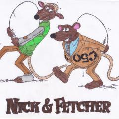 Nick & Fetcher