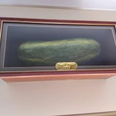 Prize-Winning Marrow
