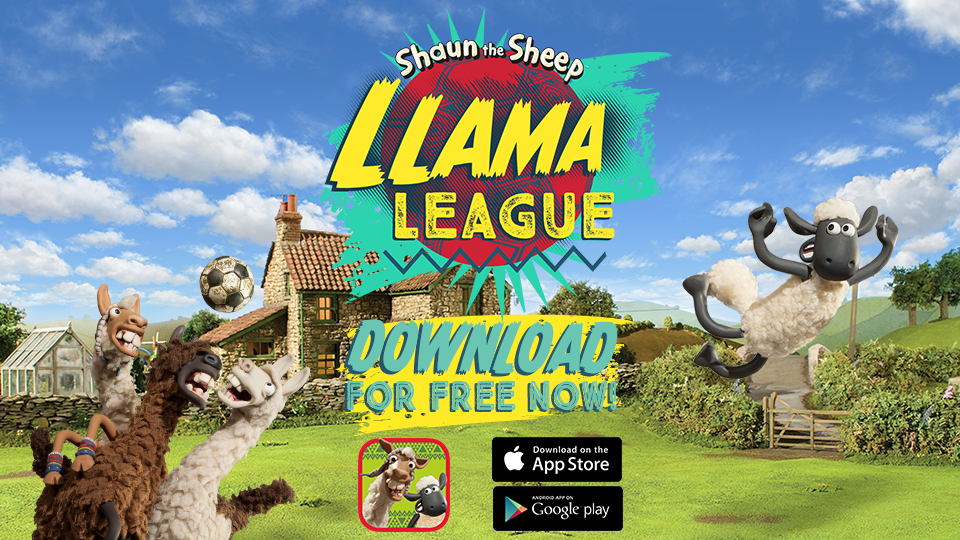 Play Shaun's Llama League Game!