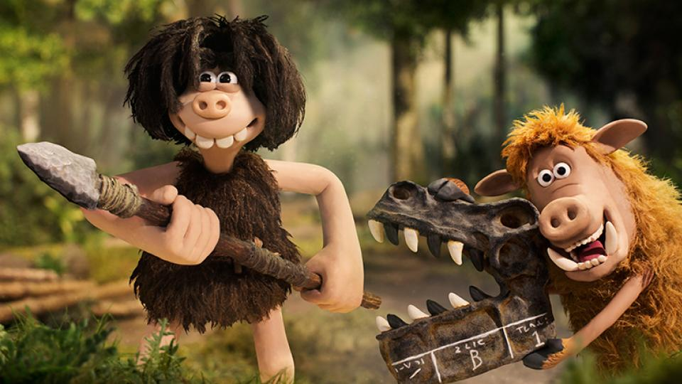 Cameras Are Rolling on Aardman's Early Man Movie!