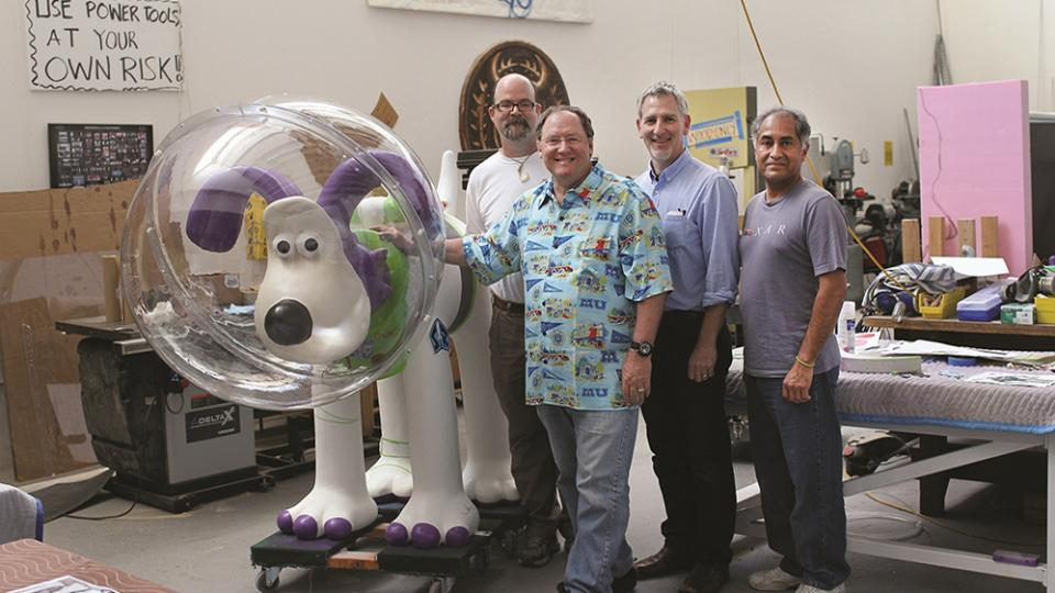 Full Gromit Line-Up Announced for Exhibition!