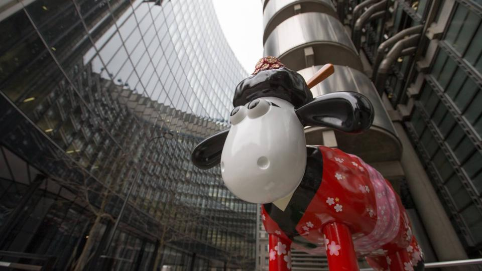 Shaun's London Trail Extended