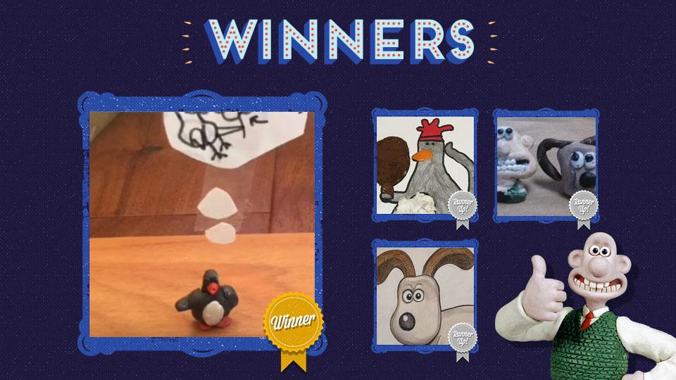 June's Creations of the Month Winners!