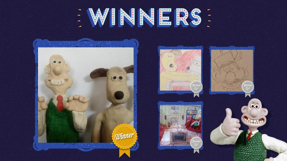 February's Creations of the Month Winners!