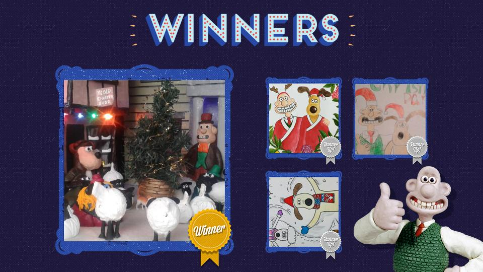 December Creations of the Month Winners Announced!