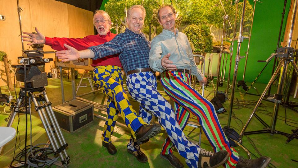 Take Part in Wrong Trousers Day 2016!