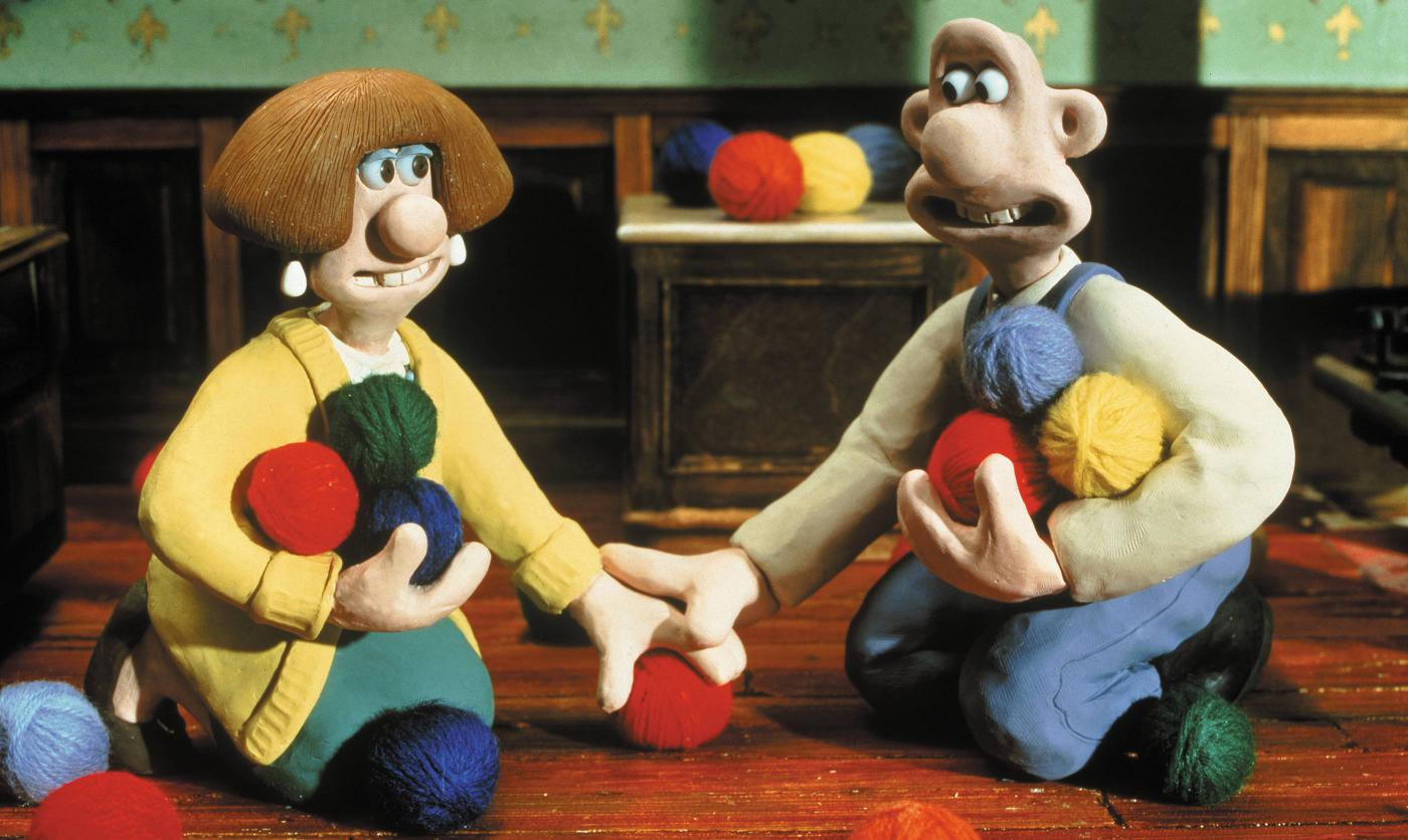 A Close Shave  Wallace and Gromit