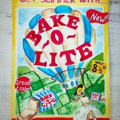 Bake-O-Lite Girl