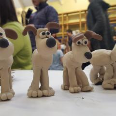 Gromit, Gromit, Bob Gregory and Dancelinger