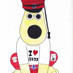 Gromit The Russ