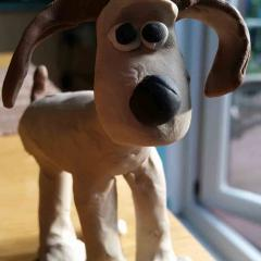 Georgeous Gromit