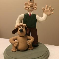 W&G Clay Sculpture