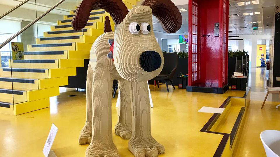 Big Brand Names Create Sculptures for Gromit Unleashed 2!