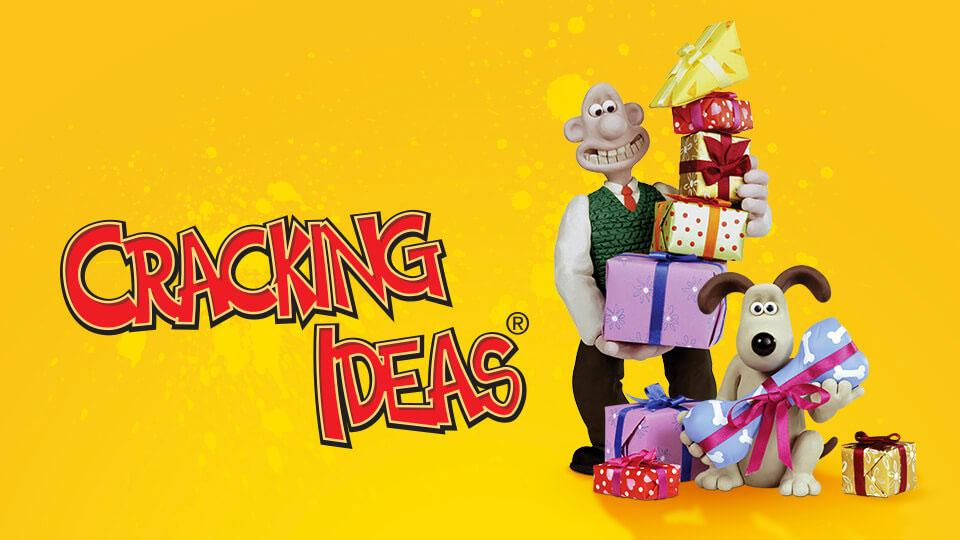 New Cracking Ideas Competition Celebrates 40 Years of Aardman!