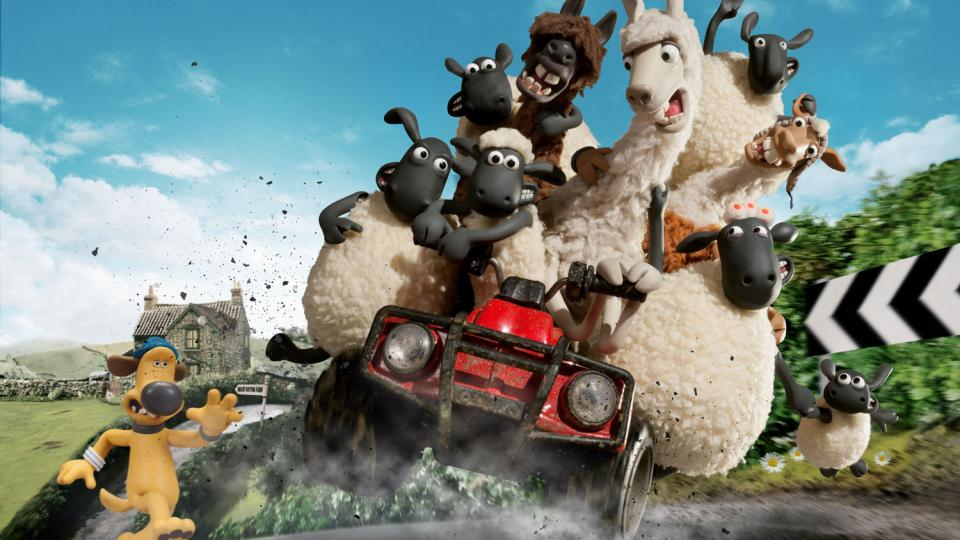 Farmer's Llamas Airs on Boxing Day on BBC One in the UK!