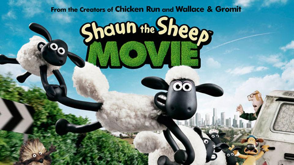 Watch the all new Shaun the Sheep Movie Trailer!