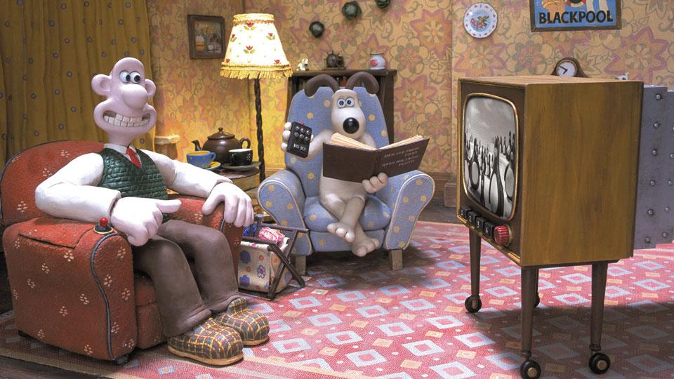 Wallace and Gromit on YouTube