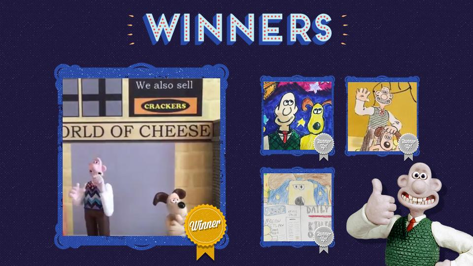 May's Creations of the Month Winners!