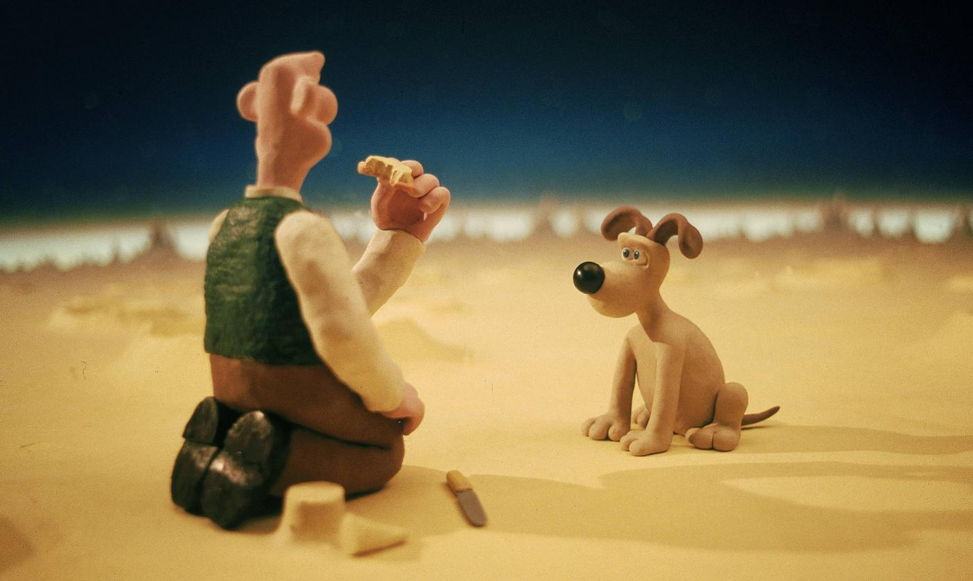Wallace And Gromit A Grand Day Out Rocket