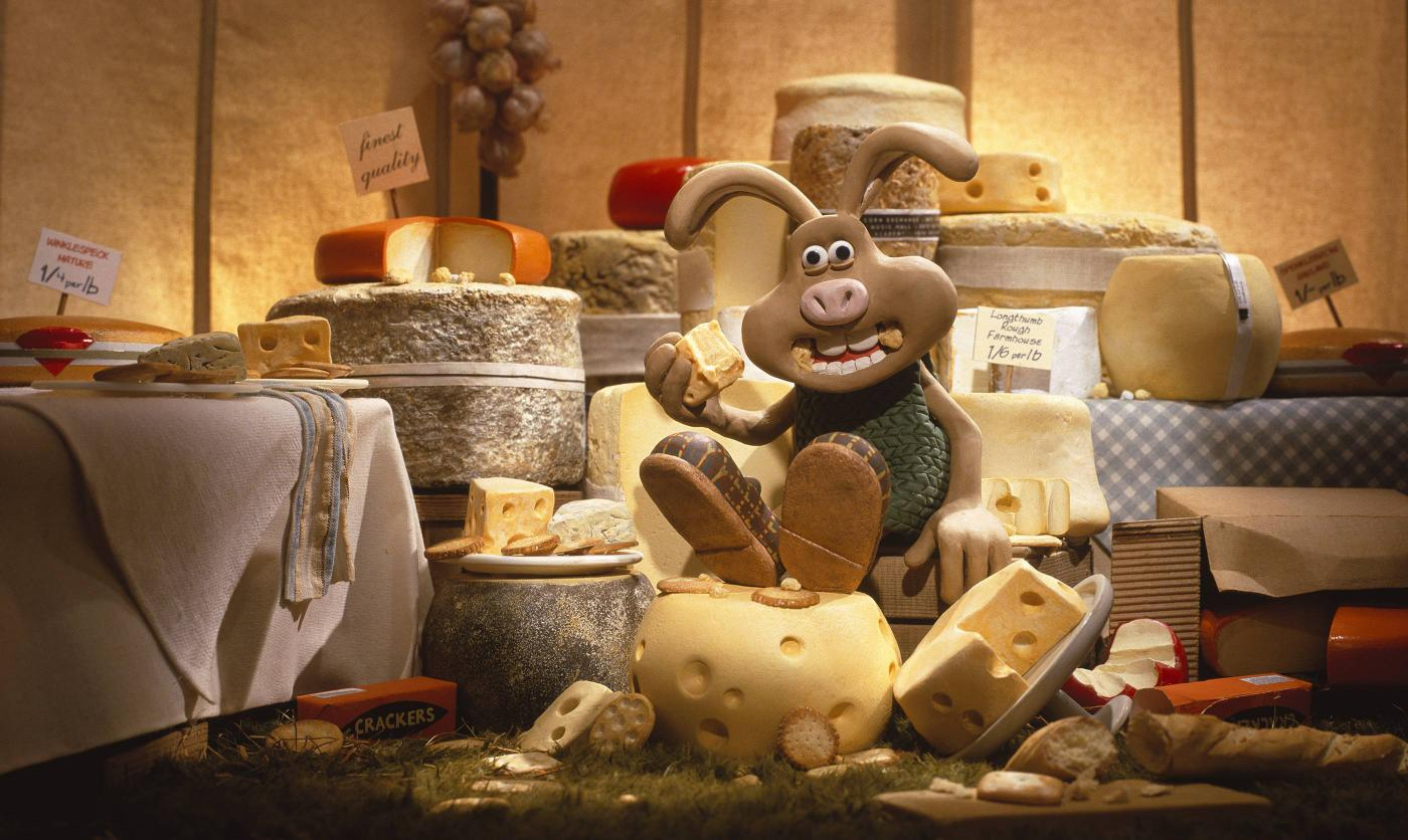 The Curse Of The Wererabbit Wallace And Gromit